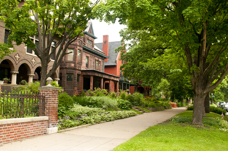 Victorian homes Twin Cities