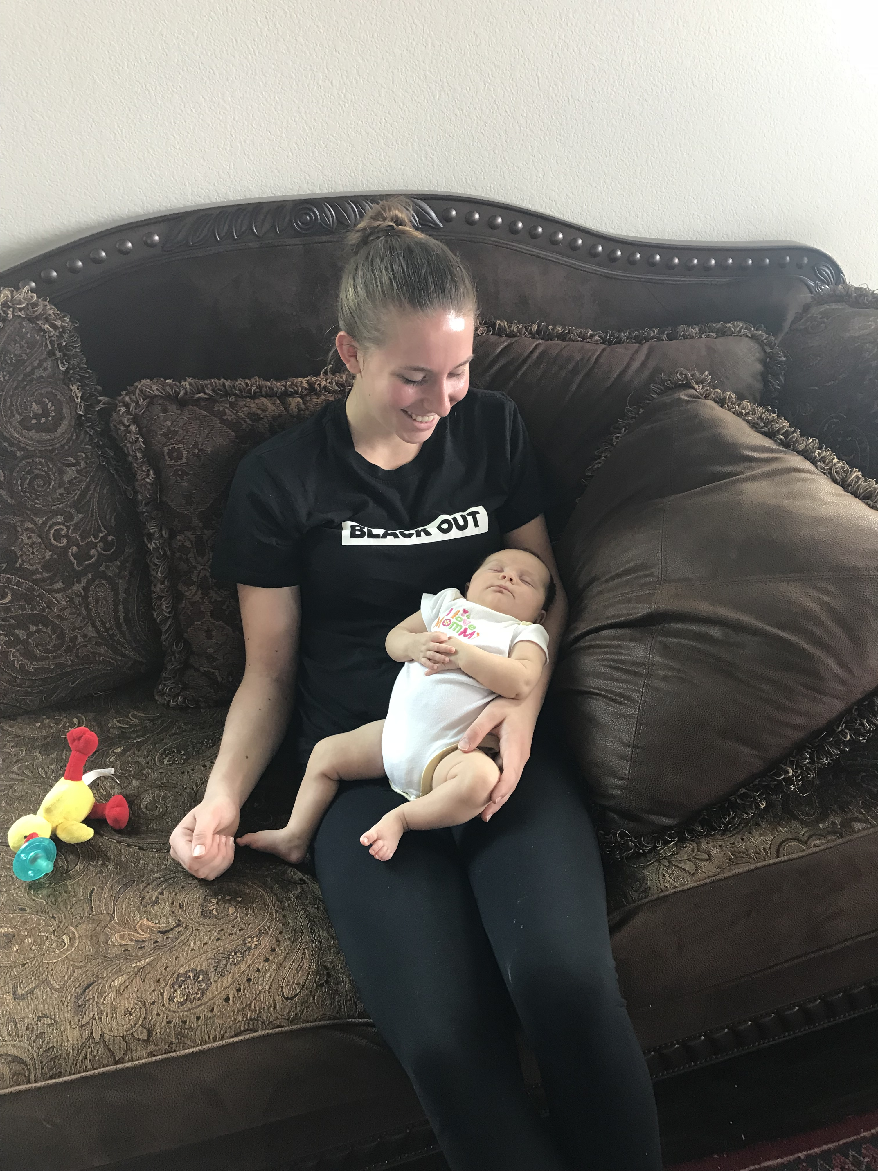 au pair with infant in texas
