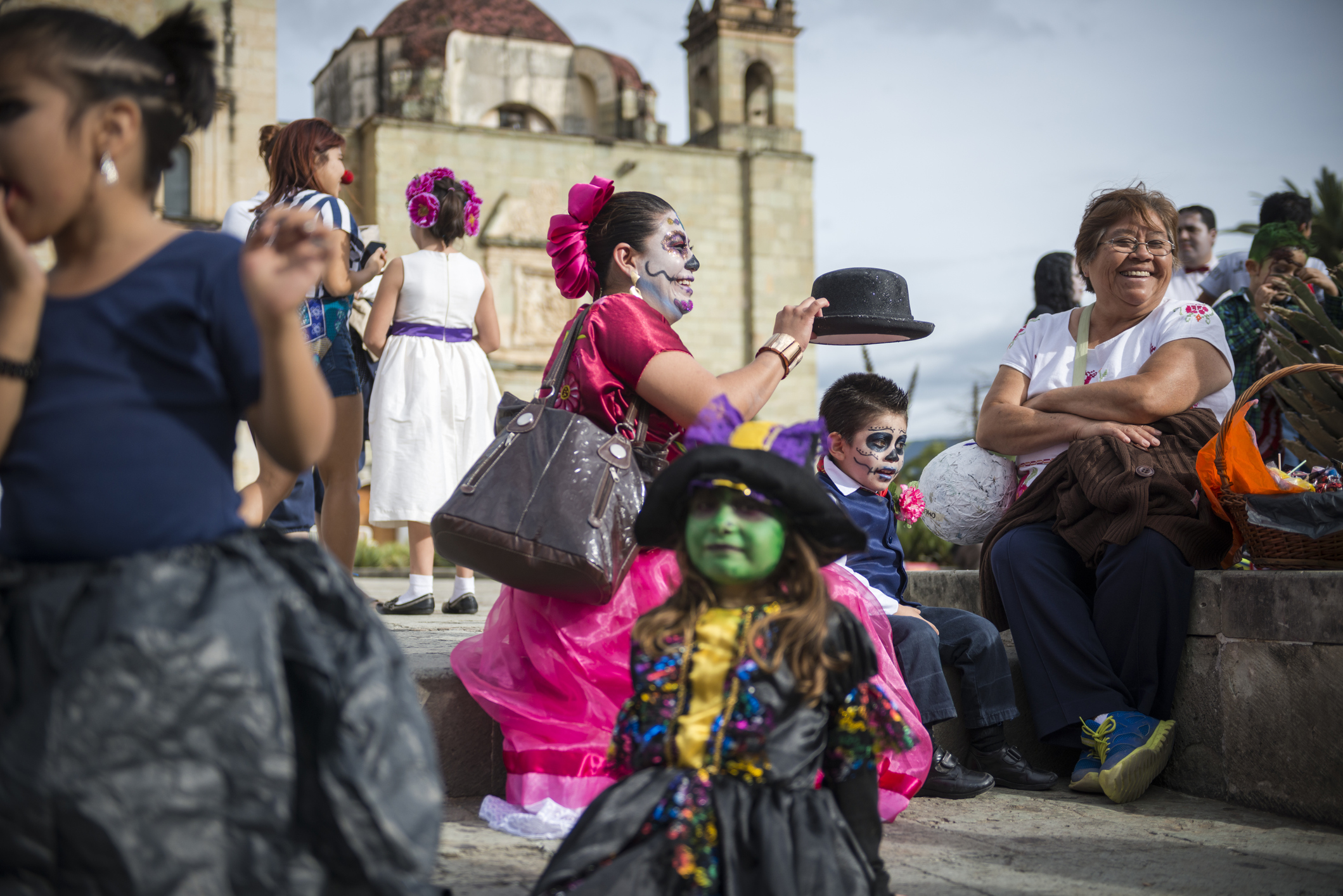 Celebrating Dia de Muertos in Mexico Mexican Culture
