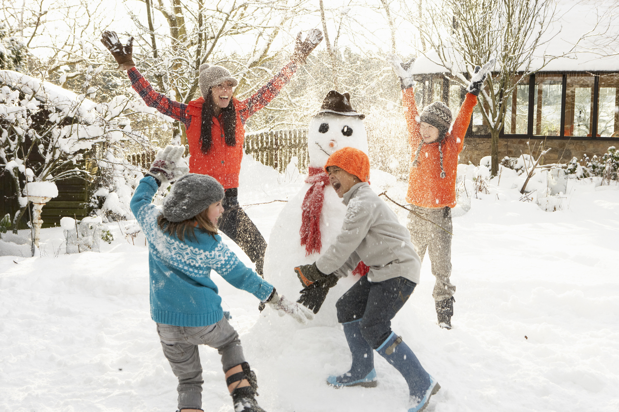 winter activities for kids aupaircare