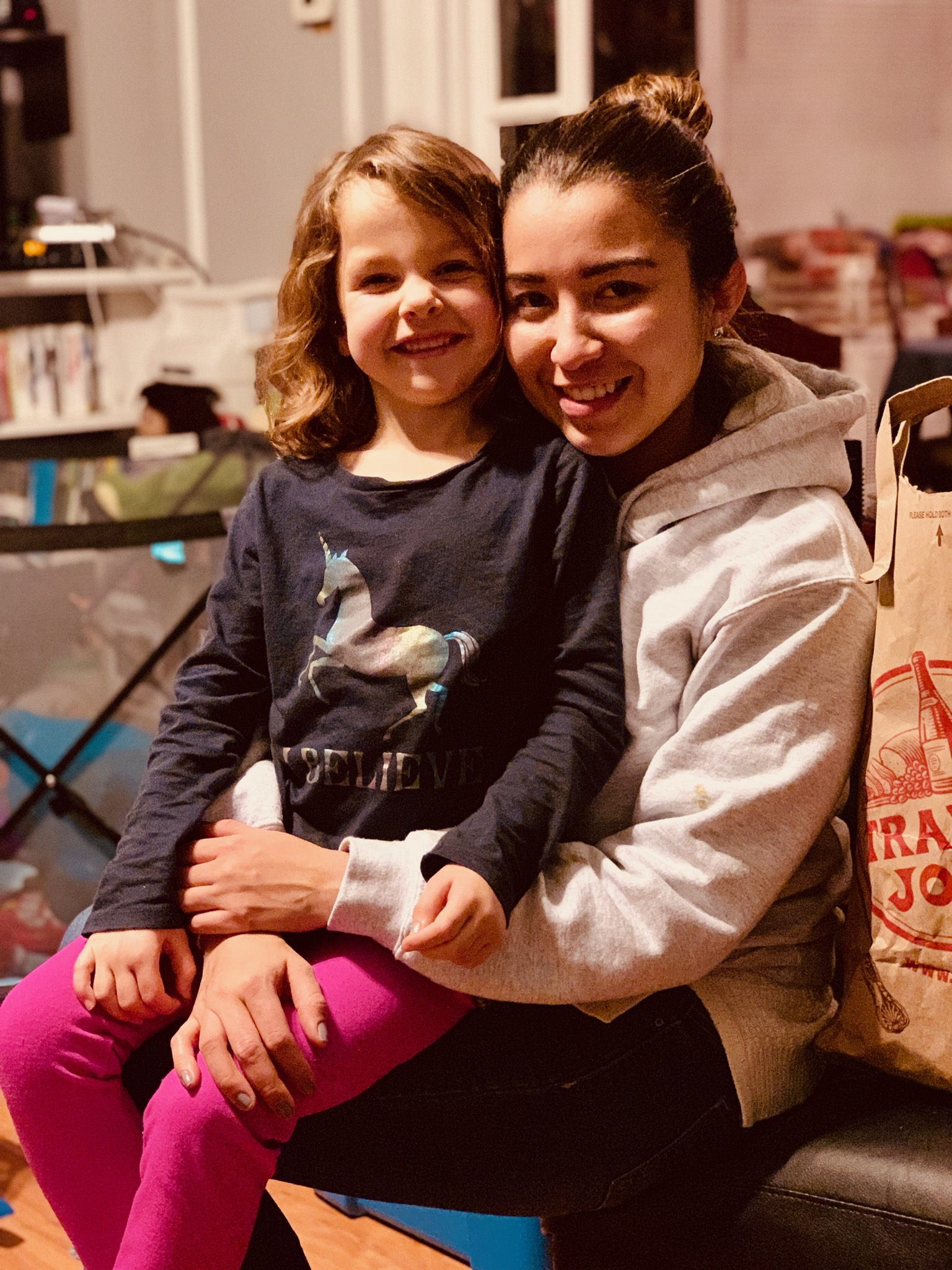 Au pair Alejandra from Colombia
