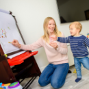 An Au Pair Is Trained Caregiver