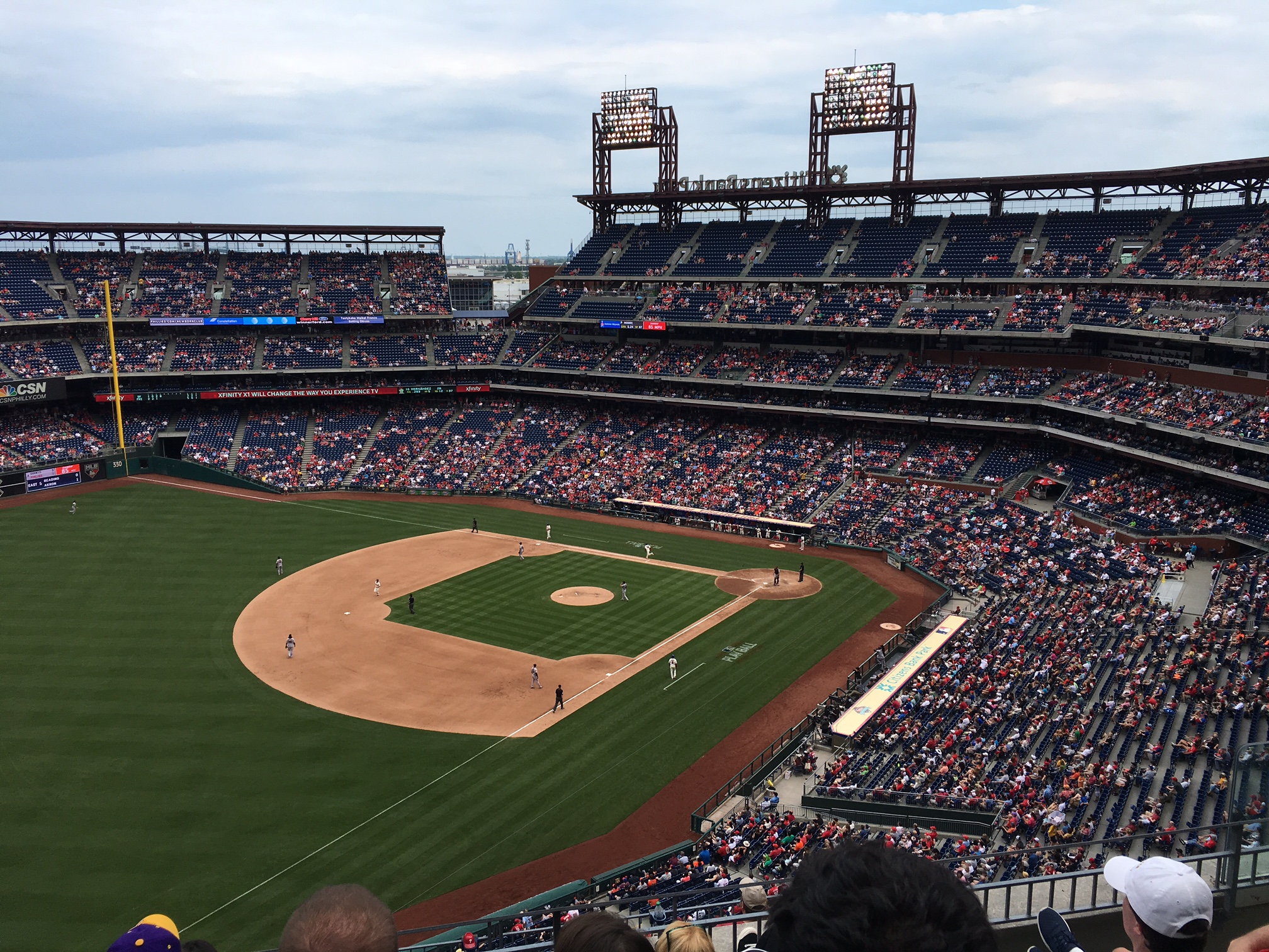 baseball stadium au pair philadelphia