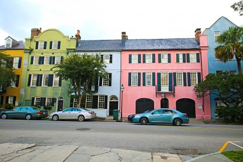 Travel during your au pair year to Charleston, South Carolina!