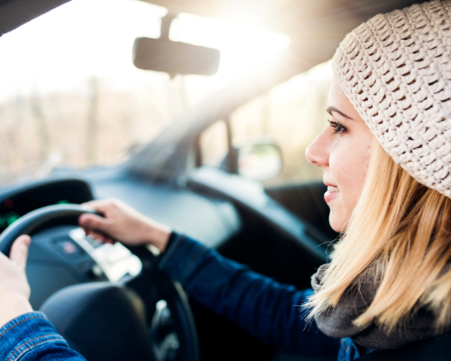 au pair drive safety