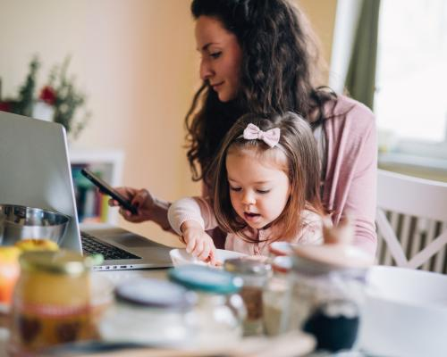 5 Tips For Working at Home With Kids