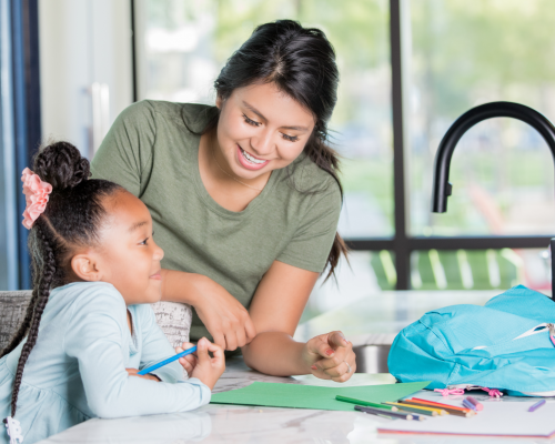 Advanced Au Pair Online Training for Childcare English