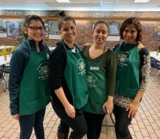 Au Pairs Volunteering with the SOME Organization in DC