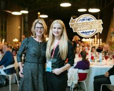 AuPairCare Au Pair Wins International Au Pair of the Year Award