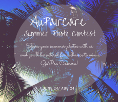 AuPairCare's Summer Photo Contest Winners