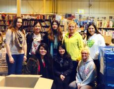 AuPairCare Au Pairs Volunteer in Maryland