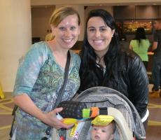 Au Pair Arrival in the United States