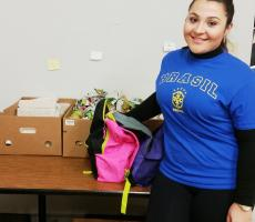 Brazilian Au Pair Embraces Volunteering