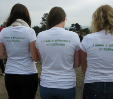 Northern California Au Pairs Volunteer