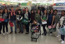 au pairs participate in operation christmas child