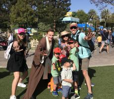 Ultimate Au Pair Host Family Winner 2018