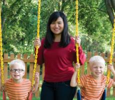Minnesota Au Pair and Children