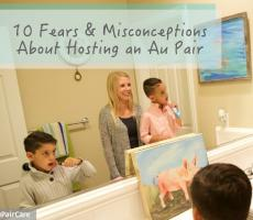 au-pair misconceptions