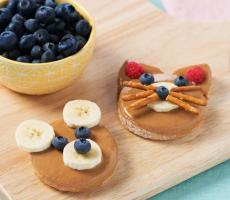 Easy and Nutritious Snacks for School