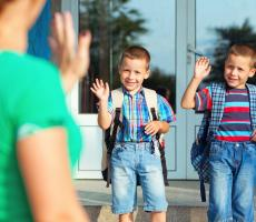 Secure Au Pair Childcare In Time for Back to School