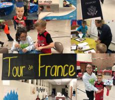 au pairs teach at parent's night ohio