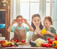 Advanced Au Pair Online Training for Food & Nutrition for Kids