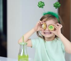 Activities with your kids for St Patrick's Day