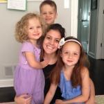 Au pair Luiza from Brazil